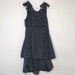 Sexy Polka Dot Flowy Dress